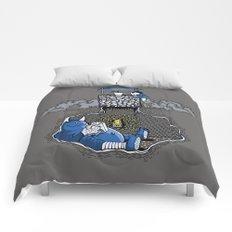 Nightlights and Oven Mitts Comforters