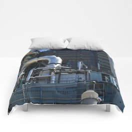 Seattle Industry Comforters
