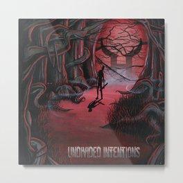 HEMI - Undivided Intentions Metal Print