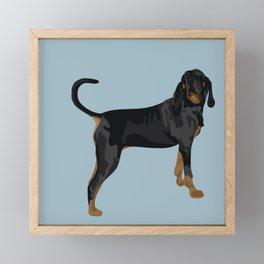 Elroy Framed Mini Art Print