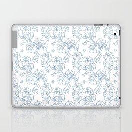 Dipper Pines Pattern Laptop & iPad Skin