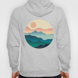 Wanderlust Gradient Mountain Hoody