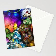 Wonderland (Once Upon A Time Series) Stationery Cards