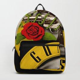 guns roses yellow 2020 Backpack
