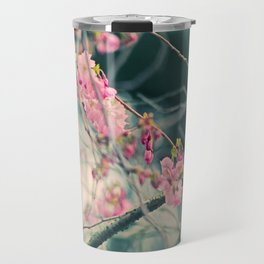 Dreamtime in Spring Travel Mug