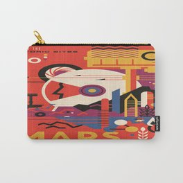 Mars Tour : Space Galaxy Carry-All Pouch