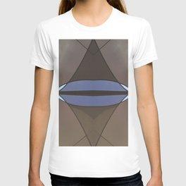 geometry under the sky T-shirt