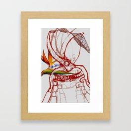 Functionality Framed Art Print