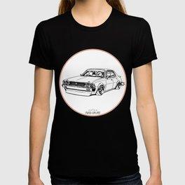 Crazy Car Art 0204 T-shirt