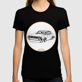 Crazy Car Art 0204 T-shirt