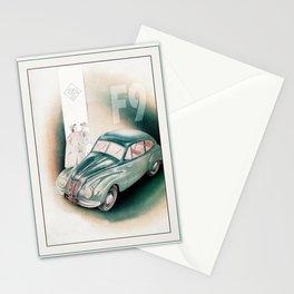 Automotive Art 47 Stationery Cards