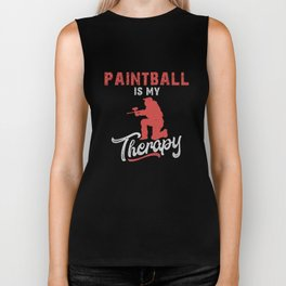 Paintball Sports Therapy Biker Tank