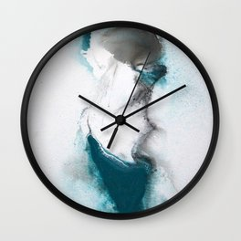 Euphoric flight Wall Clock
