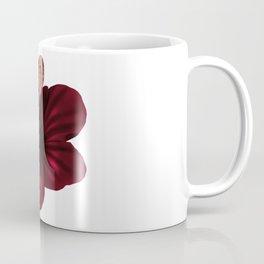 Fantasy Flower gold Coffee Mug