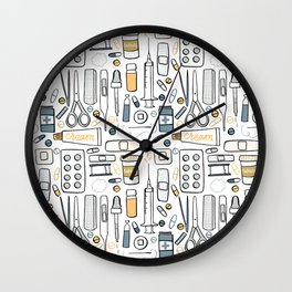 First aid kit Wall Clock