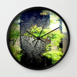 Regeneration Wall Clock