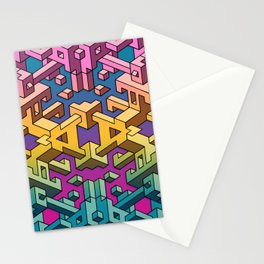 Square Necessities Stationery Cards