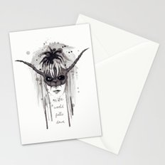 The Masquerade 2 Stationery Cards