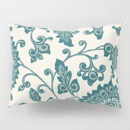 Chinese Neo-Retro Pattern VII Pillow Sham