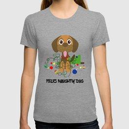 Feliz Naughty Dog T-shirt