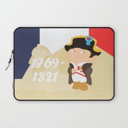 Napoleon Bonaparte Laptop Sleeve
