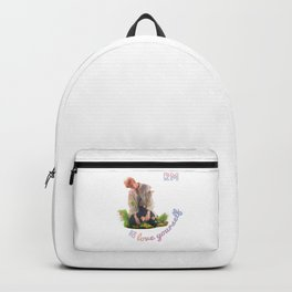 BTS Love Yourself Answer Design - RM Backpack