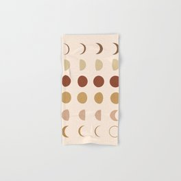 Flow of the Phases Hand & Bath Towel