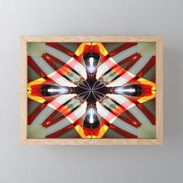 Electrode Framed Mini Art Print