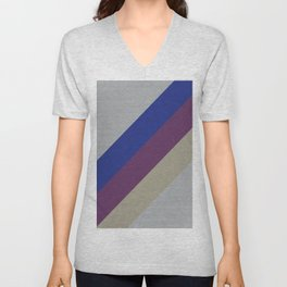 Dynamic Recording Video Cassette Palette Unisex V-Neck