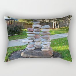 Equilibrium III Rectangular Pillow