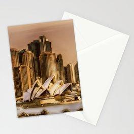 Sydney Cityscape Stationery Cards