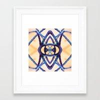 portal 2 Framed Art Prints featuring Portal 2 by Kevin Kolstad