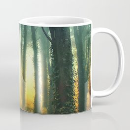 Radiant Forest Coffee Mug