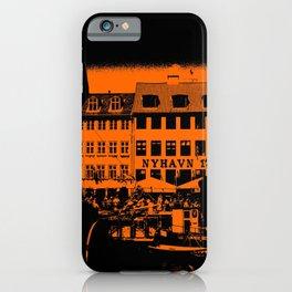 Nyhavn, Copenhagen Denmark iPhone Case