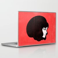 60s Laptop & iPad Skins featuring 60s by martiszu