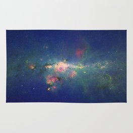 Center of the Milky Way 2 Rug