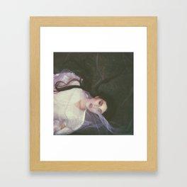 Casstronaut - Impossible Project Polaroid Framed Art Print