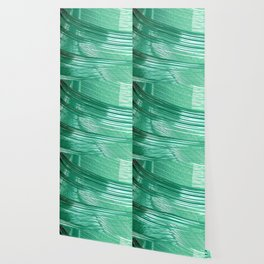 Green Mystery Abstract Wallpaper