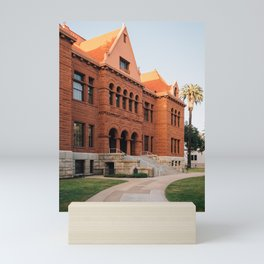 Old Orange County Courthouse 01 Mini Art Print