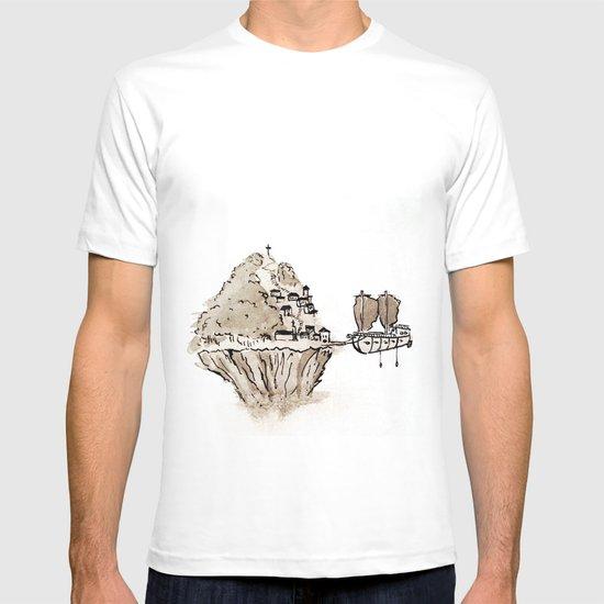 Flying Ship T-shirt