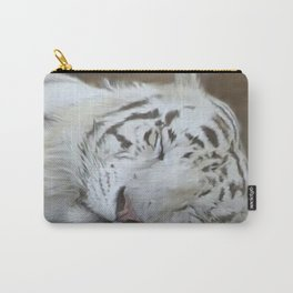 My White Tiger Carry-All Pouch