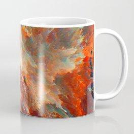 Harísios (Abstract 49) Coffee Mug