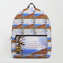 High Places Backpack