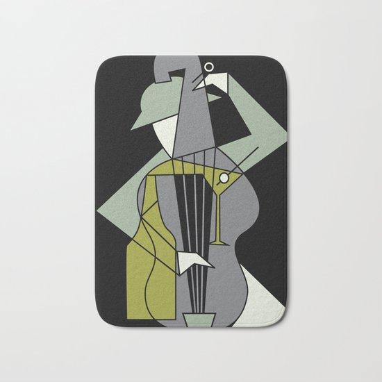 Music&alcohol Bath Mat