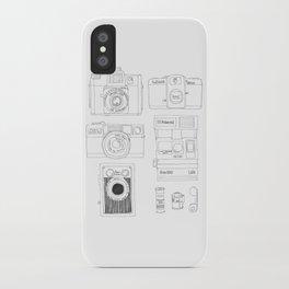 cameras iPhone Case