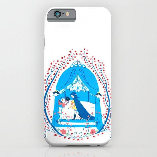 Sleeping Beauty iPhone & iPod Case