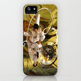 Harlekin iPhone Case