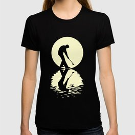 Moon Croquet  Tshirt T-shirt