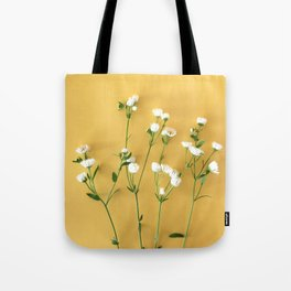 Yellow summer | Flower Photography Tote Bag