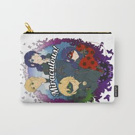Miraculous Heroes of Paris Carry-All Pouch